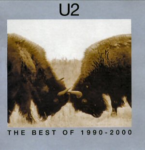 U2 Best Of 1990-2000 - Cover