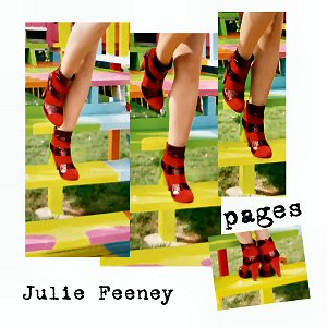 Julie Feeney - Pages - Cover