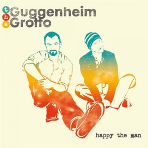 The Guggenheim Grotto - Happy - Cover