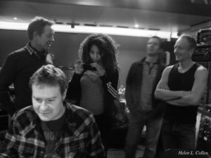 With Paul Cook, Holly Cook, Simon Laffy and Phil Collen, Z-Noise.